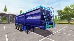 Krampe SB 30-60 Schalke 04 para Farming Simulator 2017