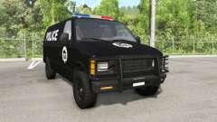 Gavril H-Series Police Nationale v1.5 para BeamNG Drive