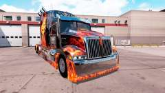 Wester Star 5700 Optimus Prime