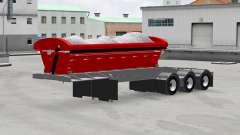 Basculante semi-reboque Midland TW3500