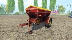 Bredal K85 para Farming Simulator 2015