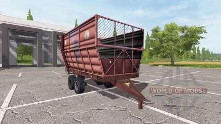 PIM 20 para Farming Simulator 2017