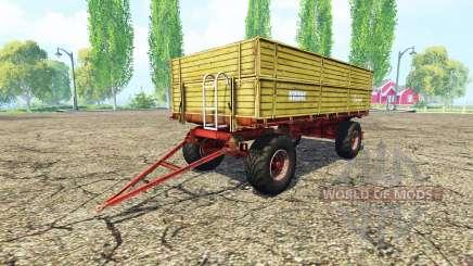 Krone Emsland para Farming Simulator 2015