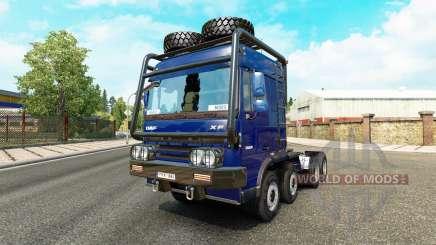 DAF XF 8x4 v1.2 para Euro Truck Simulator 2