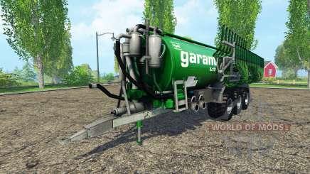 Kotte Garant VTR v1.52 para Farming Simulator 2015