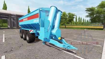 BERGMANN GTW 430 multicolor para Farming Simulator 2017
