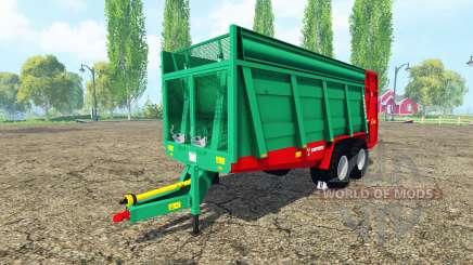Farmtech Fortis 2000 para Farming Simulator 2015