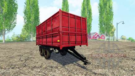 PTU 7.5 v2.0 para Farming Simulator 2015