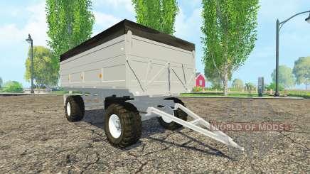 Fortschritt HW 80.11 v2.0 para Farming Simulator 2015