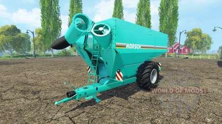 HORSCH Titan 38 UW para Farming Simulator 2015