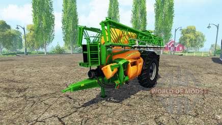 Amazone UX5200 v2.0 para Farming Simulator 2015