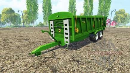 Marshall QM-16 v3.0 para Farming Simulator 2015