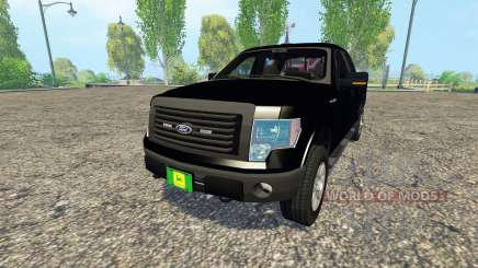 Ford F-150 Unmarked Police para Farming Simulator 2015
