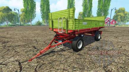 Krone Emsland v1.6.4 para Farming Simulator 2015