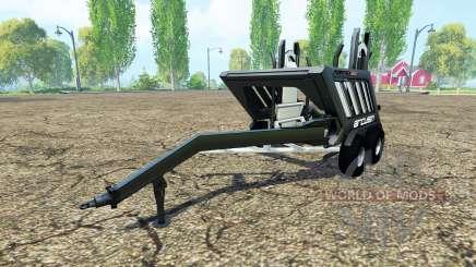 Arcusin ForStack 8.12 v1.5 para Farming Simulator 2015