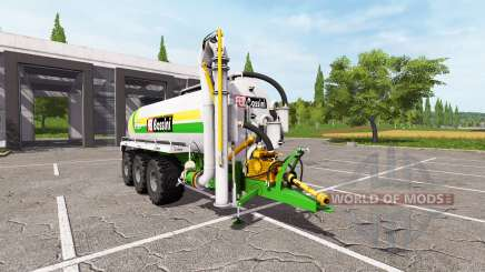 Bossini B200 green v4.0 para Farming Simulator 2017