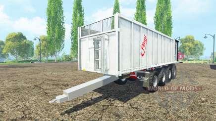 Fliegl TMK 266 4-axis para Farming Simulator 2015