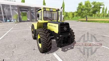 Mercedes-Benz Trac 1300 para Farming Simulator 2017