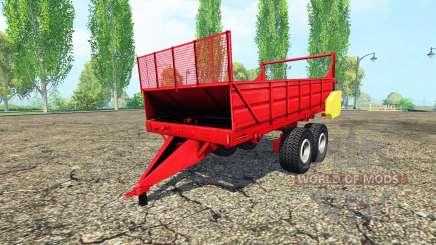 PRT 10 v1.1 para Farming Simulator 2015