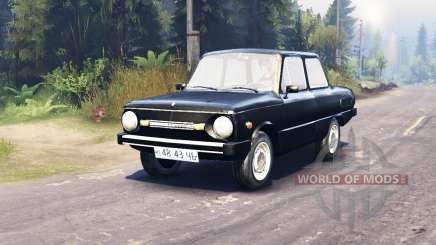 ZAZ 968M para Spin Tires
