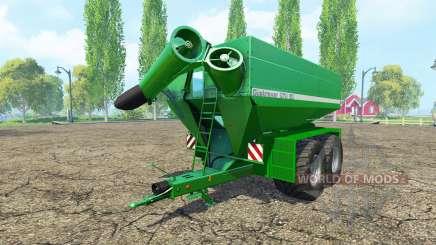 Gustrower GTU 30 para Farming Simulator 2015