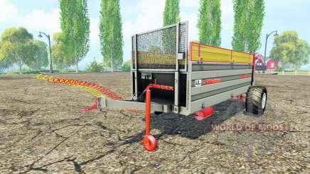 Gruber SM 450 para Farming Simulator 2015
