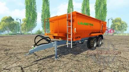 Laumetris PTL 10 para Farming Simulator 2015