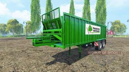 Fliegl ASS 298 Passion Paysage para Farming Simulator 2015