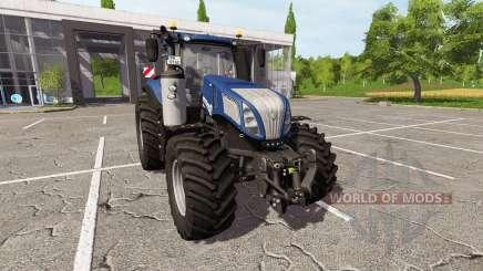 New Holland T8.420 v1.1 para Farming Simulator 2017