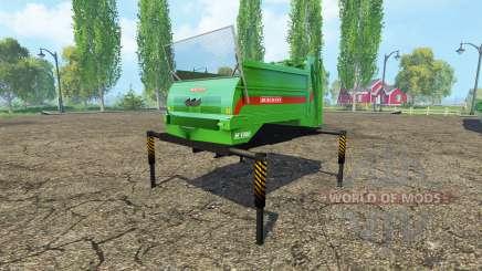 BERGMANN M 1080 v1.1 para Farming Simulator 2015