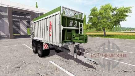Fliegl ASW 268 para Farming Simulator 2017