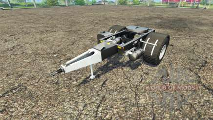 Fliegl Dolly EA v1.0 para Farming Simulator 2015
