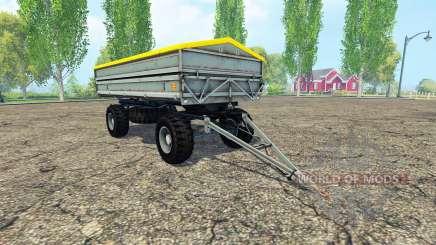 Fortschritt HW 80.11 v1.3 para Farming Simulator 2015