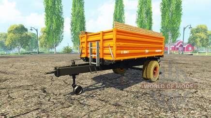 BRANTNER E 8041 v2.0 para Farming Simulator 2015