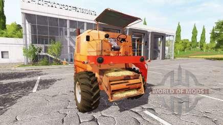 Bizon Z056 Super para Farming Simulator 2017