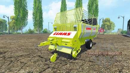 CLAAS Forage 2500 para Farming Simulator 2015