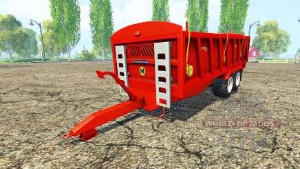 Marshall QM-16 para Farming Simulator 2015