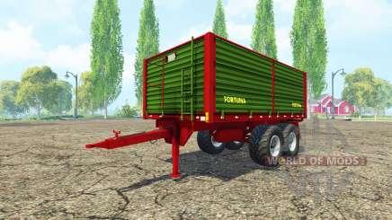 Fortuna FTD 150 v1.1 para Farming Simulator 2015