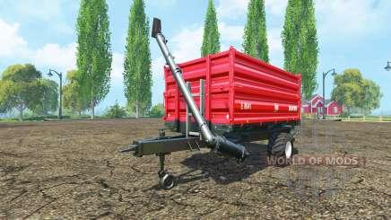 BRANTNER E 8041 overload para Farming Simulator 2015