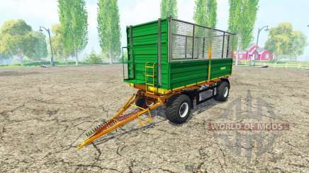Fuhrmann 52 HA para Farming Simulator 2015