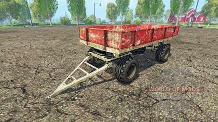 BSS PS2 para Farming Simulator 2015