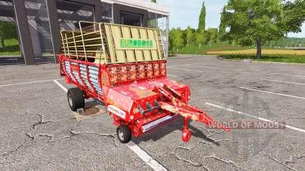 POTTINGER EUROBOSS 330 T dirty para Farming Simulator 2017