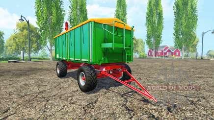 Kroger HKD 302 overload v0.9 para Farming Simulator 2015