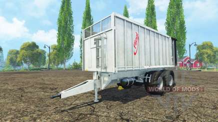 Fliegl TMK 266 low hitch para Farming Simulator 2015