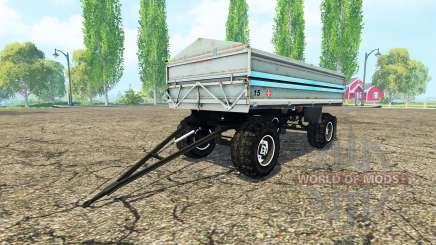 Fortschritt HW 80.11 v1.1 para Farming Simulator 2015