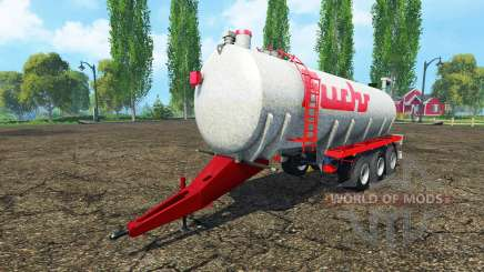 Fuchs three-axle para Farming Simulator 2015