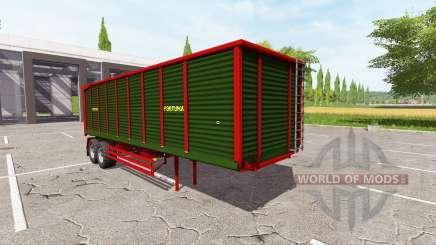 Fortuna SA 560 para Farming Simulator 2017