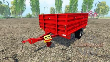 ZDT NS-3 AgriCS para Farming Simulator 2015