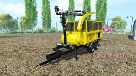 Separarately trailer v1.1 para Farming Simulator 2015