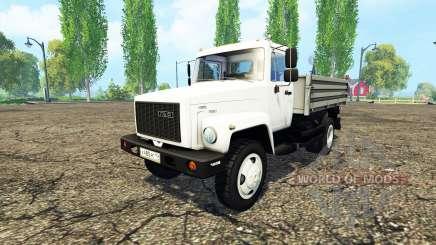 GÁS SAZ 35071 para Farming Simulator 2015